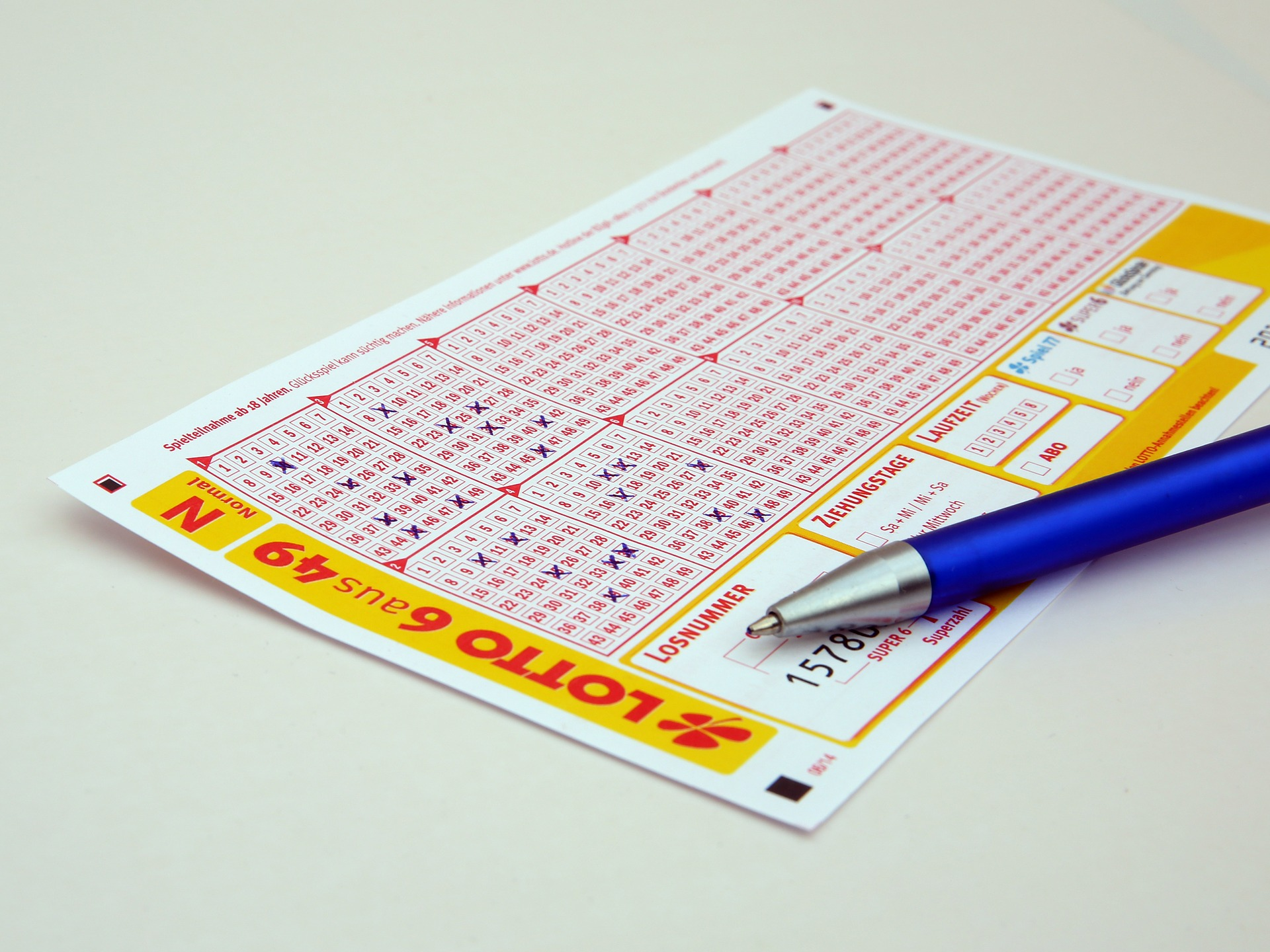 Lotterie
