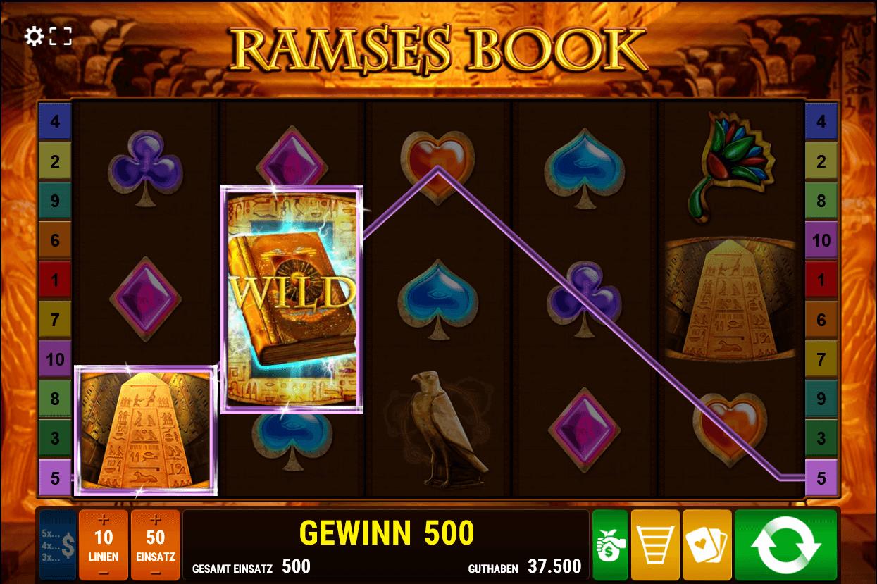 Ramses Book: Der Slot mit dem ägyptischen Feeling
