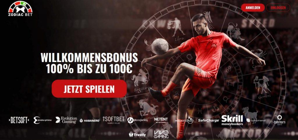 Zodiac Bet Sport Wette